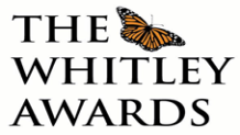 Also on Twitter @WhitleyAwards