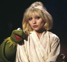 Kermit and Blondie