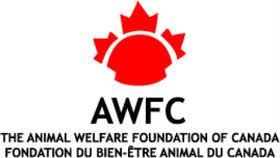 Animal welfare funding in Canada