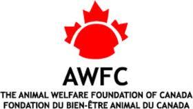 Animal welfare funding in Canada